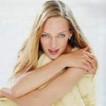 Post-child birth, Uma Thurman ready to work again
