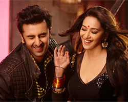Madhuri Dixit - Back with a bang!