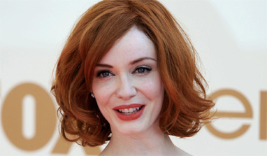 Christina Hendricks credits Italian pasta for `sexy` curves