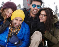 Kashmir continues to attract romance seekers from Bollywood
