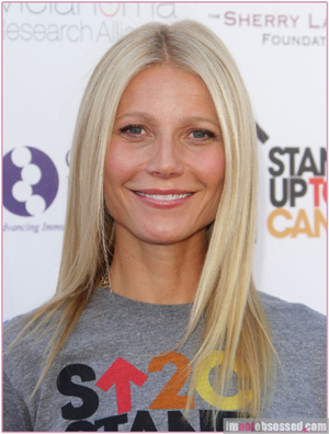 Gwyneth Paltrow a big-time foodie