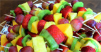 Recipe: Fruit Kebabs