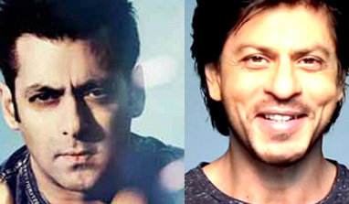 OMG: Salman and Shah Rukh in the same place at the same time?