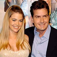 Charlie Sheen and I actually enjoy hanging out, says Denise Richards