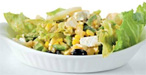 Recipe: Paneer and Corn Salad