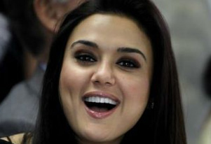 Is Preity Zinta serious about joining politics?