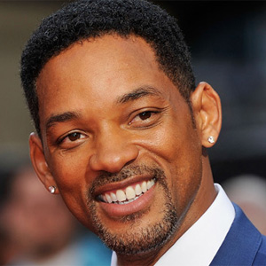 Will Smith Hairline