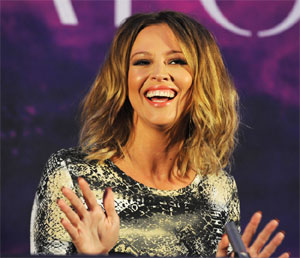 Kimberley Walsh loves her body