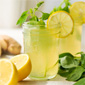 Recipe: Ginger Lemonade