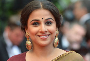 Cannes 2013: Lunch comprising frogs and duck meat for Vidya Balan
