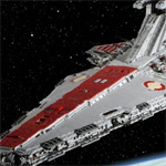 World`s largest Star Wars Lego model unveiled in NYC