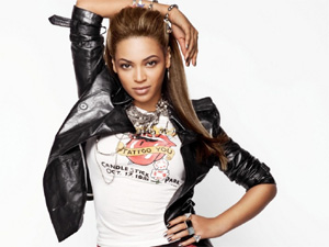 Beyonce creates fashion range for website
