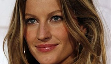 Women should look real, raw: Gisele Bundchen