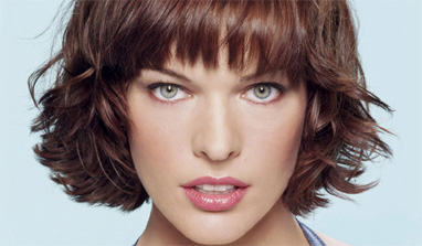 Milla Jovovich cheers up hubby with naked pics