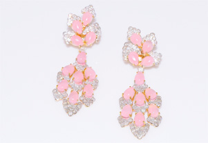 Glam up your looks with cocktail earrings