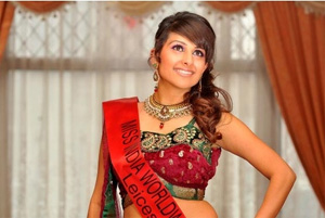 Deaf Nehal Bhogaita crowned Miss India Worldwide
