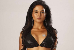 HOT: Veena Malik in a bold photo-shoot for 'Zindagi 50-50'