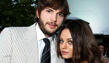 Ashton Kutcher, Mila Kunis taking dance lessons