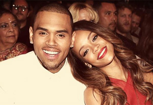 Rihanna and Chris Brown in Twitter war over breakup
