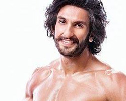 Ranveer Singh's new avatar