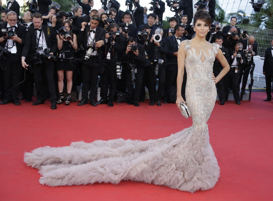 Cannes red carpet allows you to be daring: Eva Longoria