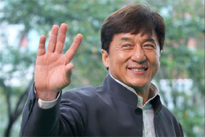 Study together, dream together: Jackie Chan tells children