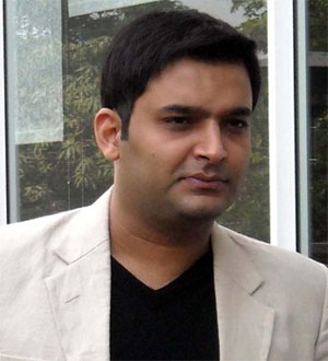 Theatre akin to investment for comedian Kapil
