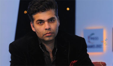 COMING UP: A brand new Karan Johar with a hot bod!