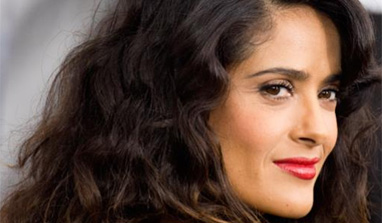 Salma Hayek having best time of life at 46