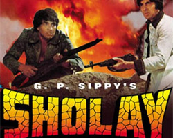 Blockbuster 'Sholay' in 3D!