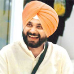 Navjot Singh Sidhu against double meaning jokes