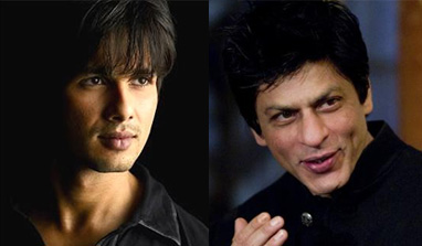 Shah Rukh Khan and Shahid Kapoor to co-host IIFA 2013