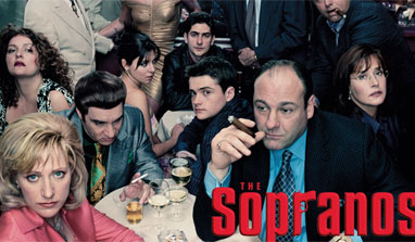 `The Sopranos` named best-written television series of all time