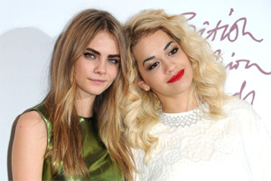 Cara Delevingne, Rita Ora to start clothing line?