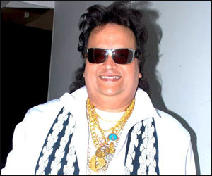 Bappi Lahiri's gold gift for reality show contestant