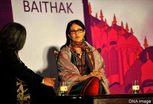 Jaipur Literature Festival 2014: Music of Languages, An interview with Ananda Devi