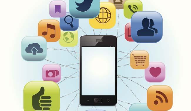 In distant relationship? Apps bridge gap