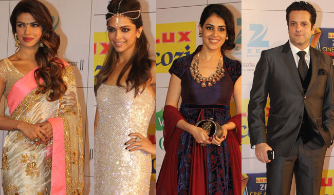 In Pics: Stars hit the Zee Cine Awards red carpet in style