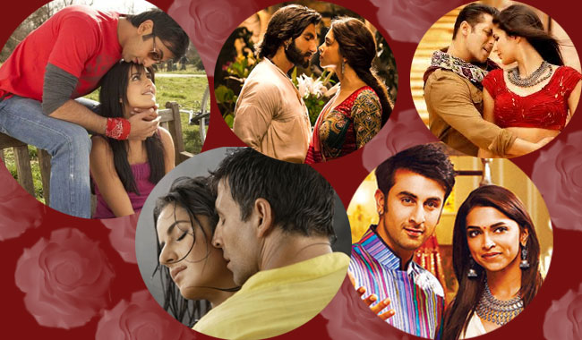 Bollywood couples that set the silverscreen ablaze