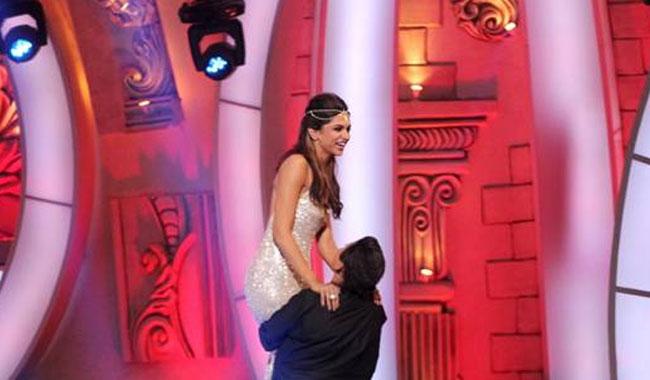 In pics: Look who's picked up Deepika Padukone!