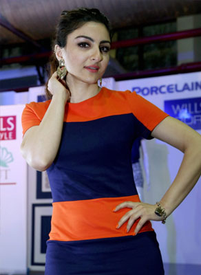 I am terrified of fashion: Soha Ali Khan