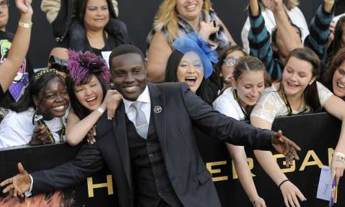 'Hunger Games' star Dayo Okeniyi to star in 'Terminator: Genesis'