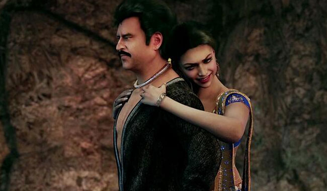 Amitabh Bachchan unveils Hindi trailer of Rajinikanth's 'Kochadaiiyaan'
