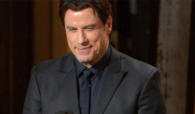 John Travolta sorry about his Idina Menzel flub at Oscars