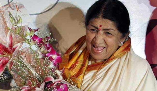 Lata Mangeshkar voted India's Most Admired Woman