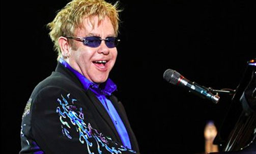 Elton John On Gay Marriage 59