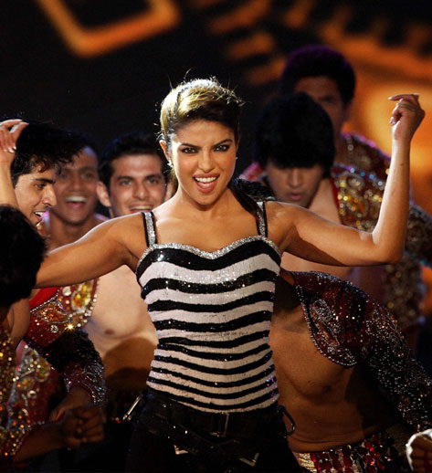 Every scene is inspiring in 'Mary Kom': Priyanka Chopra