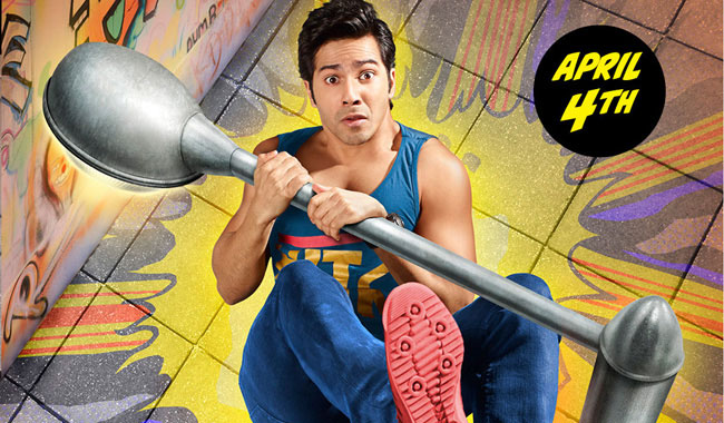 First day Box Office collection of 'Main Tera Hero' Rs 6.6 crore