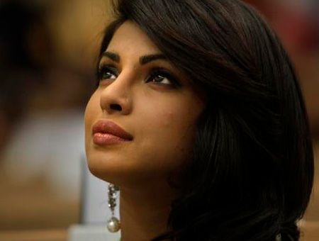 Priyanka Chopra in awe of Mary Kom?