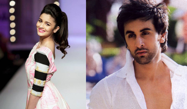 Why Alia Bhatt wants to date Ranbir Kapoor